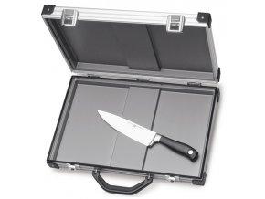 magneticky hlinikovy kucharsky kufr na 25 nozu prislusenstvi wusthof solingen