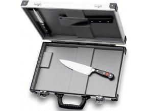 magneticky hlinikovy kucharsky kufr na noze prislusenstvi wusthof solingen
