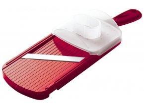 keramicke struhadlo krajec kyocera s nastavitelnou sirkou platku cervene