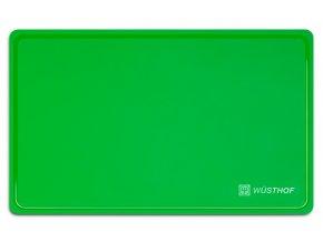 plastove prkenko kuchynske na krajeni 53x32,5 cm wusthof solingen zelene