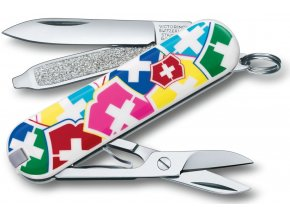kapesni nuz victorinox classic sd 58 mm vx colours