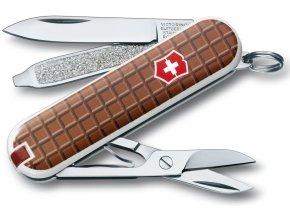 kapesni nuz victorinox classic sd 58 mm chocolate