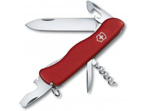kapesni nuz victorinox picknicker 111 mm cerveny