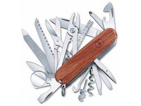 kapesni nuz victorinox swisschamp wood 91 mm