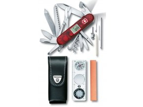 cestovni sada kapesni nuz victorinox expedition kit 91 mm