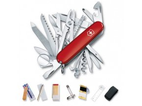 victorinox sos set swisschamp 91 mm