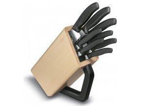 sada kuchynskych nozu victorinox swiss classic 8 ks derveny blok stojan