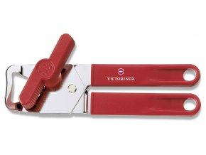 otvirak na konzervy victorinox cerveny