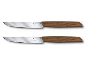 sada steakovych nozu victorinox swiss modern 12 cm orechove drevo 1