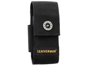 nylonove pouzdro leatherman nylon black medium with 4 pocket s kapsami