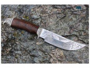 lovecky nuz z oceli d2 siberia knives orel