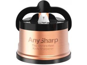 kovovy brousek na kuchynske noze anysharp pro medeny ASKSPROCOPPER