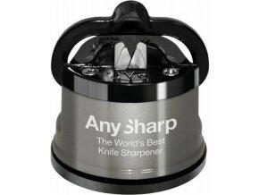 kovovy brousek na kuchynske noze anysharp pro sedy ASKSPRO