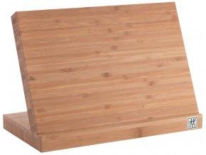 magneticky bambusovy stojan na kuchynske noze zwilling solingen 35046 110