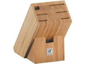 stojan na kuchynske noze bambusovy zwilling solingen 35042 400