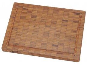 bambusove prkenko na krajeni zwilling solingen 25x18,5 cm 30772 300