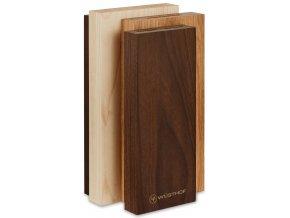 dreveny stojan blok na kuchynske noze crafter wusthof solingen 7230