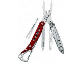 naradovy nuz klicenka multitool leatherman style ps red cerveny 831866