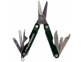 naradovy nuz klicenka multitool leatherman micra green zeleny 64350181N