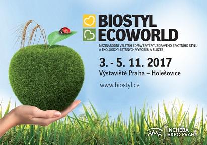 BIOSTYL, ECOWORLD 3.- 5. listopadu 2017