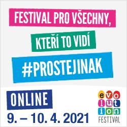 Festival EVOLUTION ON-LINE 9.-10.4. 2021
