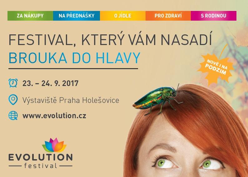 EVOLUTION  23.- 24. LISTOPADU 2017