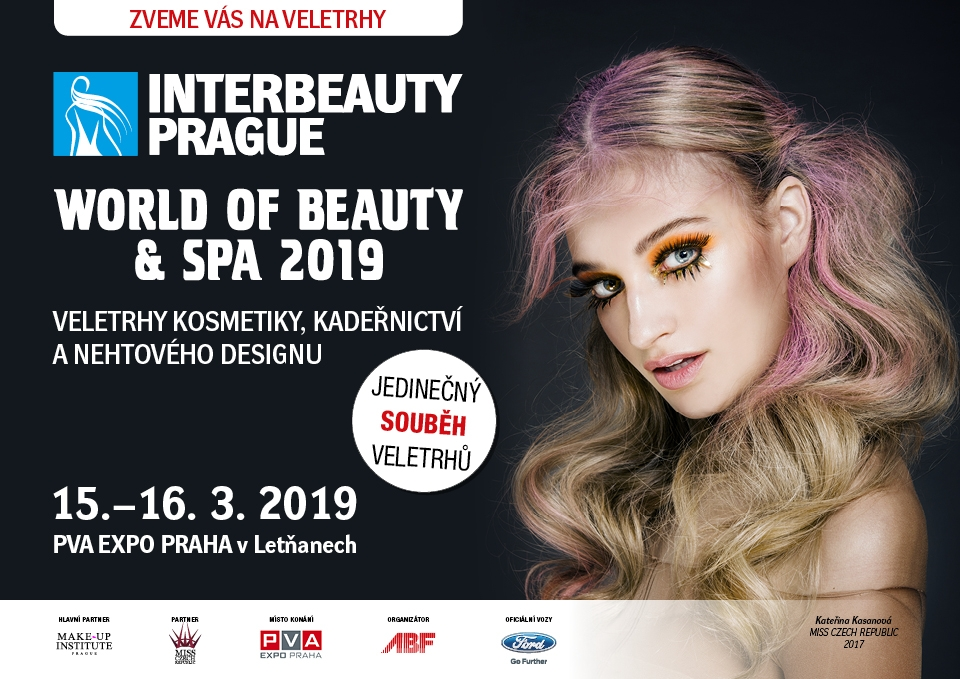 INTERBEAUTY PRAGUE a WORLD OF BEAUTY & SPA