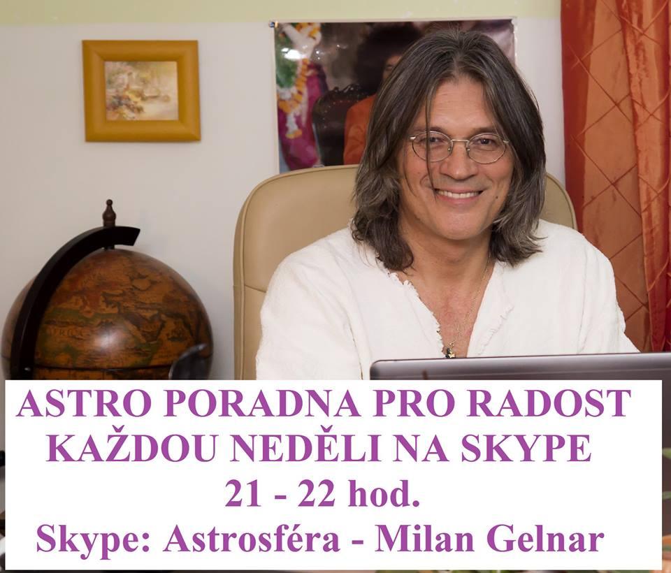Astrolog Milan Gelnar o ZDRAVÍ a našem probiotiku 5. 2. 2018