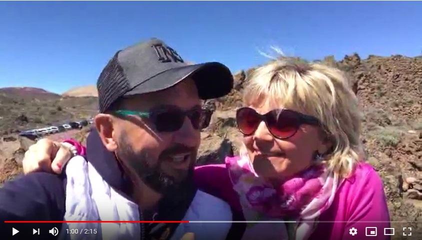 Video MORINGA z TENERIFE Renata + Petr 3. Dotaz od Patrika