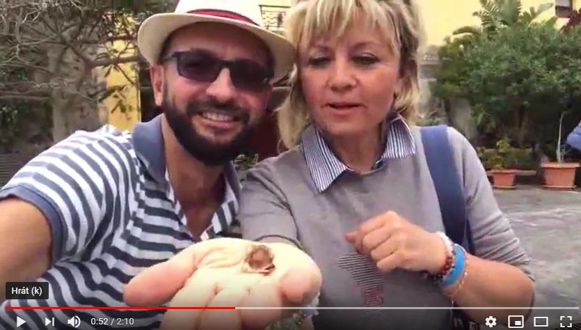 Video MORINGA z TENERIFE Renata + Petr 2. Nikomu to neříkejte