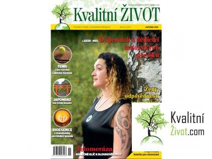 Časopis pro Kvalitní ŽIVOT  11. číslo LISTOPAD 2015