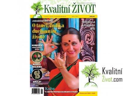 Časopis pro Kvalitní ŽIVOT  9. číslo ZÁŘI 2015