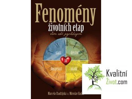 Kniha Fenomény životních etap