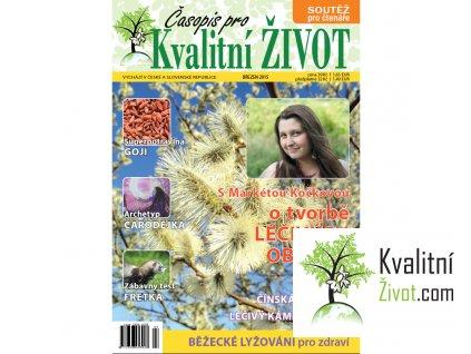 Časopis pro Kvalitní ŽIVOT  3. číslo BŘEZEN 2015