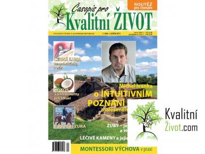 Časopis pro Kvalitní ŽIVOT LEDEN 2015/1