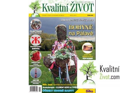 Elektronický časopis Kvalitní ŽIVOT 10. ŘÍJEN 2016
