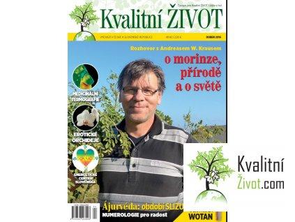 Elektronický časopis Kvalitní ŽIVOT 4. číslo DUBEN 2016