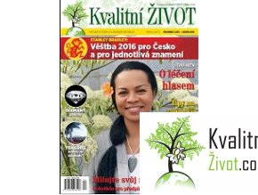 Časopis Kvalitní ŽIVOT 12. číslo PROSINEC - LEDEN 2016