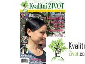 Časopis pro Kvalitní ŽIVOT  5. číslo KVĚTEN 2015