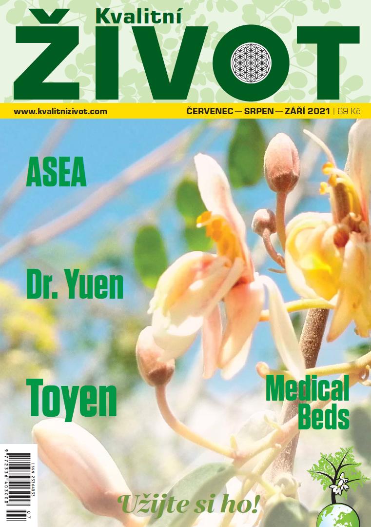 Časopis Kvalitní ŽIVOT leden - březen 2021