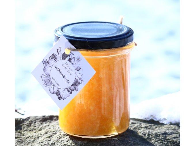 Mandarinkový džem bez cukru