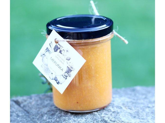 Low carb meruňkový džem