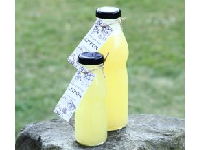 Low carb sirup citrón