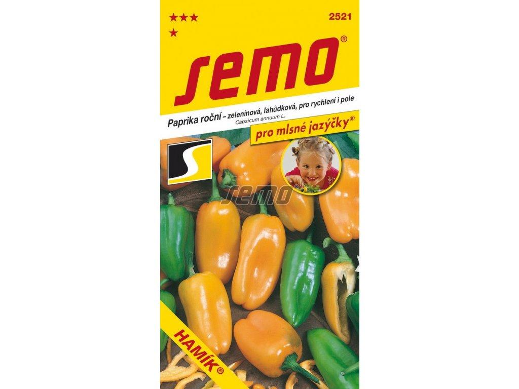 2521 semo zelenina paprika rocni hamik