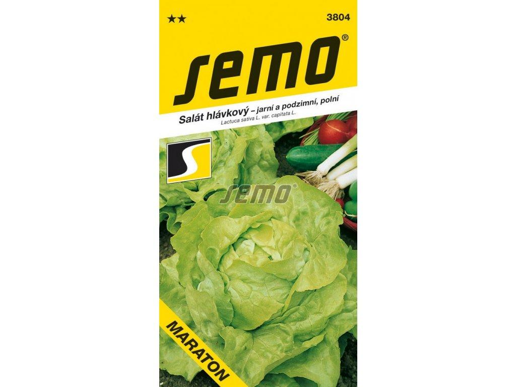 3804 semo zelenina salat hlavkovy maraton
