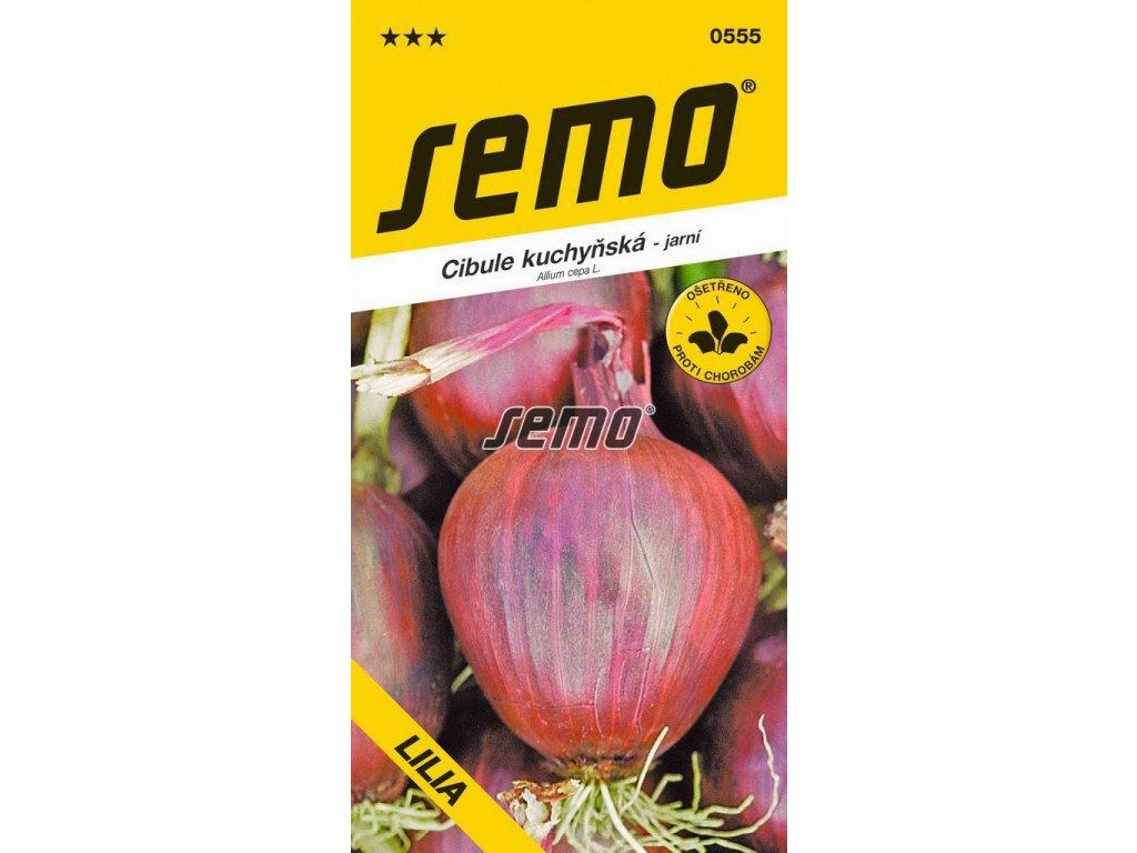 0555 semo zelenina cibule kuchynska lilia