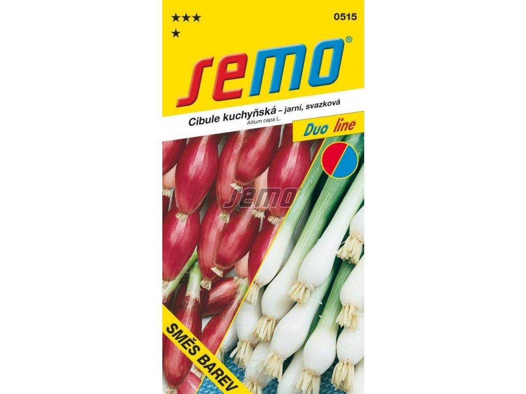 0515 semo zelenina cibule kuchynska smes barev svazkova