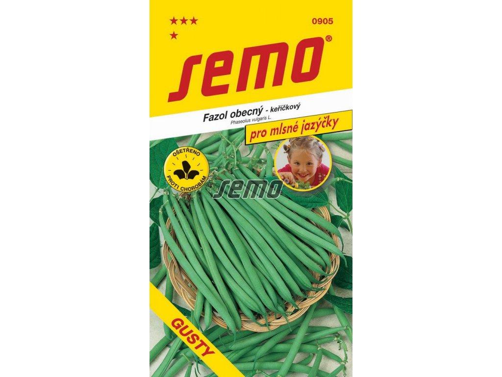 0905 semo zelenina fazol obecny kerickovy gusty