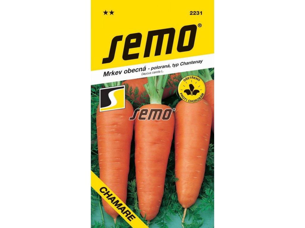2231 semo zelenina mrkev obecna chamare
