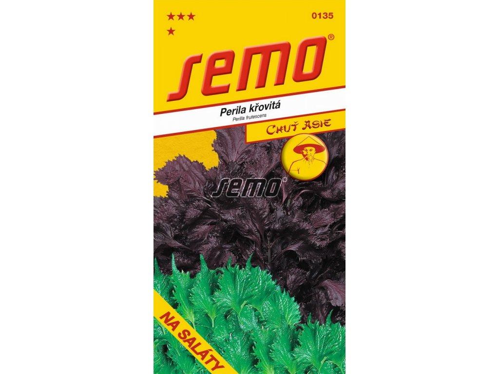 0135 semo zelenina perila krovita perila